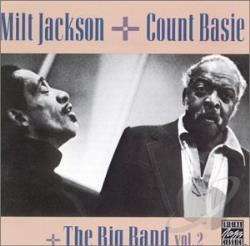 Count Basie & The Big Band / Jackson, Milt - Volume 2 CD Cover Art