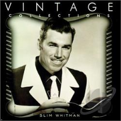 Whitman, Slim - Vintage Collections Series CD Cover Art