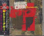 Motley Crue - Quaternary           J CD Cover Art