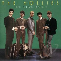 Hollies - Best Vol.1 CD Cover Art