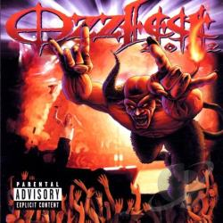 Ozzfest 2002 Live Album CD Cover Art