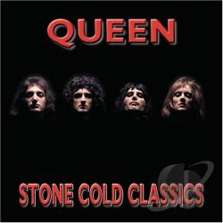 Queen - Stone Cold Classics CD Cover Art