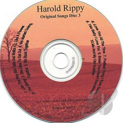 A Harold Rippy - Like the Way She Talks CD Cover Art