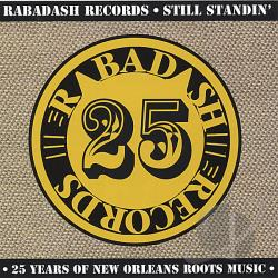 Rabadash Records - Still Standin' CD Cover Art