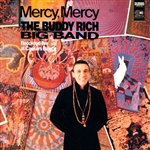 Buddy Rich Big Band - Mercy, Mercy DB Cover Art