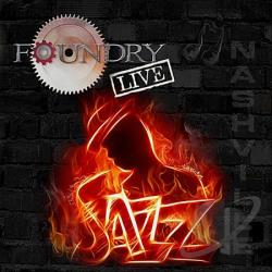 Harvest Sound - Foundry Live Vol. 2 - Jazz CD Cover Art