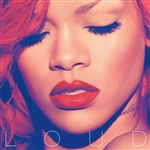 Rihanna 2 - Loud CD Cover Art