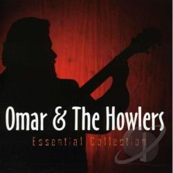 Omar & The Howlers - Essential Collection CD Cover Art