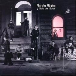 Blades, Ruben - Escenas CD Cover Art