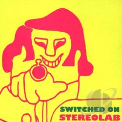 Stereolab - Switched On CD Cover Art