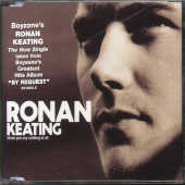 Keating, Ronan - When You Say Nothing At All CD Cover Art