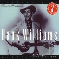 Williams, Hank - Move It on Over CD Cover Art