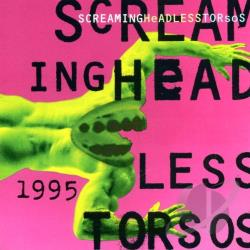 Screaming Headless Torsos - 1995 CD Cover Art