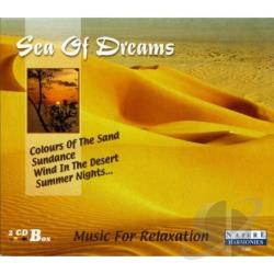 Sea of Dreams CD Cover Art
