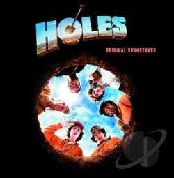 Holes CD Cover Art