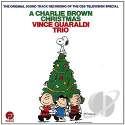 Vince Guaraldi Trio - Charlie Brown Christmas SA Cover Art