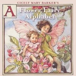 Music for Little People Choir - Flower Fairy Alphabet CD Cover Art