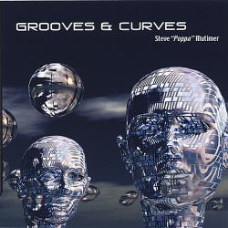 Mutimer, Steve Poppa - Grooves & Curves CD Cover Art