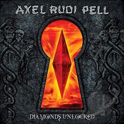 Pell, Axel Rudi - Diamonds Unlocked CD Cover Art