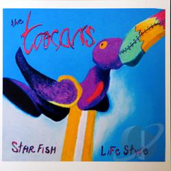 Toocans - Starfish Lifestyle CD Cover Art