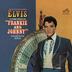Presley, Elvis - Frankie and Johnny CD Cover Art