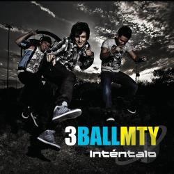 3ballmty - Intentalo CD Cover Art