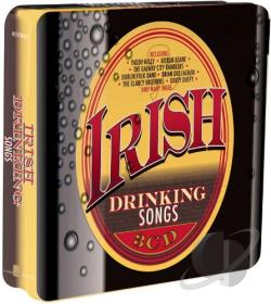 Irish Drinking Songs Cd Album