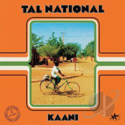 Tal National - Kaani CD Cover Art
