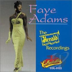 Adams, Faye - Herald Recordings CD Cover Art