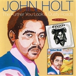 Holt, John - Further You Look/Dusty Roads CD Cover Art