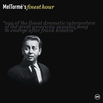Torme, Mel - Mel Torme's Finest Hour CD Cover Art