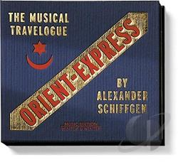Orient-Express CD Cover Art