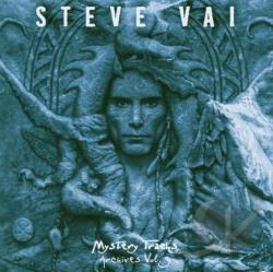 Vai, Steve - Mystery Tracks Archives, Vol. 3 CD Cover Art