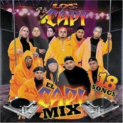 Los Capi - El Capi Mix CD Cover Art
