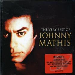 Mathis, Johnny - Very Best of Johnny Mathis CD Cover Art