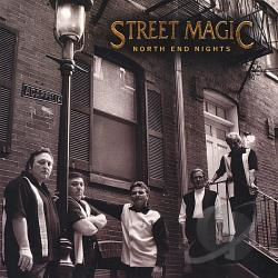 Street Magic Acappella - North End Nights CD Cover Art