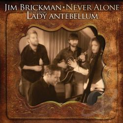Brickman, Jim - Never Alone CD Cover Art