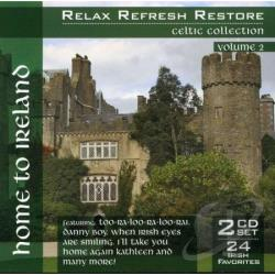 Home To Ireland - Vol. 2 - Home To Ireland CD Cover Art