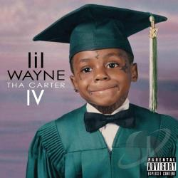 Lil Wayne - Tha Carter IV LP Cover Art