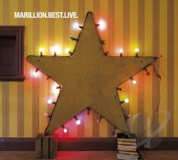 Marillion - Best Live CD Cover Art