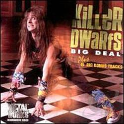 Killer Dwarfs - Big Deal CD Cover Art