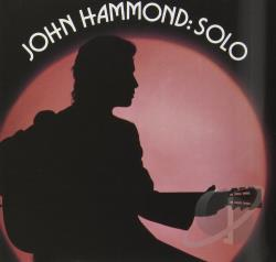 John Hammond, Jr. - John Hammond Solo CD Cover Art