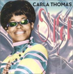 Thomas, Carla - Sugar CD Cover Art