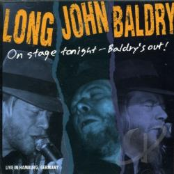 Baldry, Long John - On Stage Tonight: Baldry's Out CD Cover Art