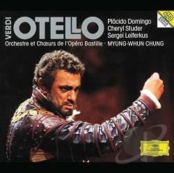 Chung / Domingo / Studer / Verdi - Verdi: Otello CD Cover Art