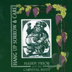 Prior, Maddy - Hang Up Sorrow & Care CD Cover Art