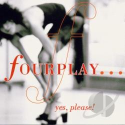 Fourplay - Yes, Please CD Cover Art