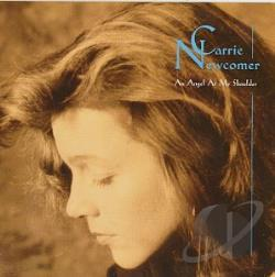 Newcomer, Carrie - An Angel at My Shoulder CD Cover Art