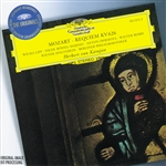 Bpo / Karajan / Mozart - Mozart: Requiem KV 626 CD Cover Art