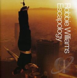 Williams, Robbie - Escapology CD Cover Art